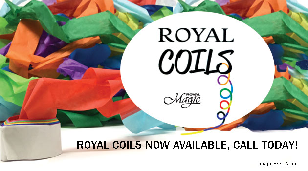 Royal Coils Available now 2018