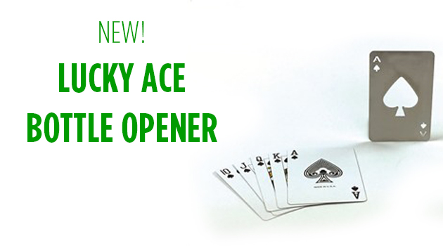 ace bottle opener,ace,vegas,gifts,retail