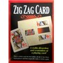 Zig-Zag Card - Royal