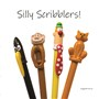 Collect all 4 Silly Scribbler pens