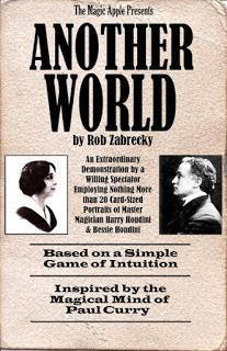 Another World, Robert Zabrecky