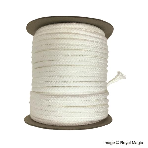 Deluxe White Rope Spool