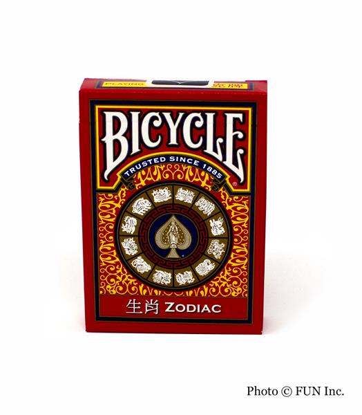 Zodiac Bicycle deck