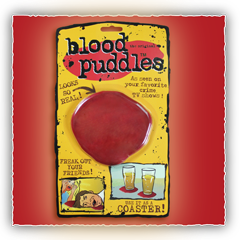 Blood Puddles