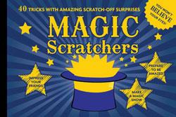 Magic Scratchers by Danny Orleans