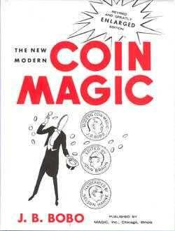Modern Coin Magic - Bobo - Hardback