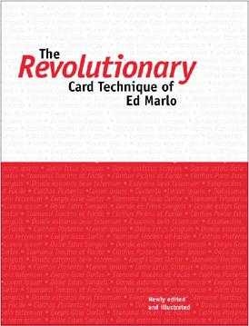 Revolutionary Card Technique -  Ed Marlo