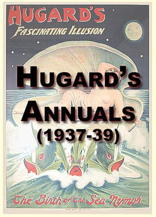 Hugard's Annual of Magic - 1937-1938-1939