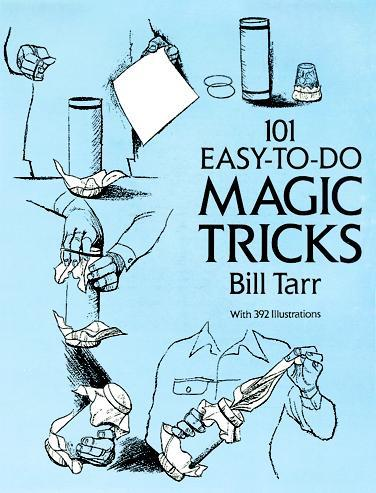 101 Easy Magic Tricks - Tarr