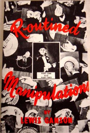 Routined Manipulation - Lewis Ganson