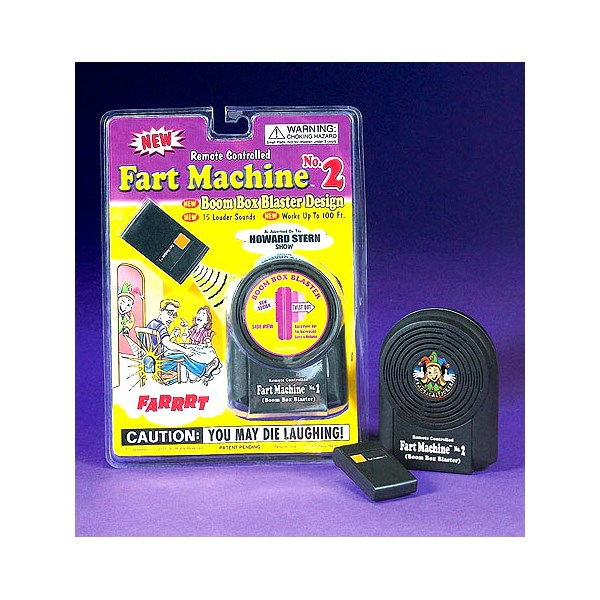 fart machine, remote control fart machine