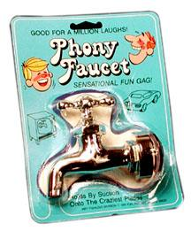 Phony Faucet