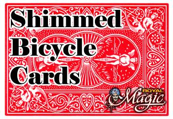 Shimmed Card - Bicycle