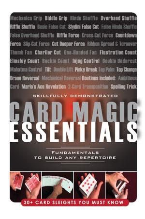Card Magic Essentials - DVD
