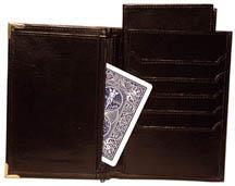 B K M Wallet - Genuine Leather