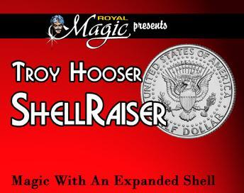 ShellRaiser - Troy Hooser - DVD & Shell