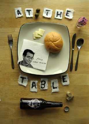 At The Table - DVD - Tomas Medina