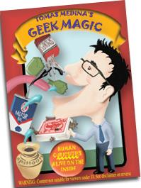 Geek Magic - Tomas Medina - DVD