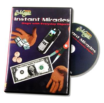 Instant Miracles DVD
