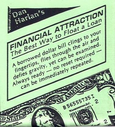 financial attraction