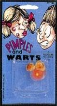 Pimples & Warts