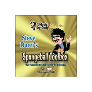 Spongeball Toolbox & DVD - Steve Darcri