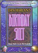 Birthday Suit - Dan Harlan