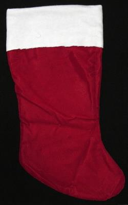 Christmas Tote Stocking