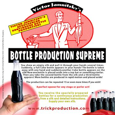 Bottle Production Supreme