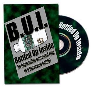 B.U.I. - Bottled Up Inside DVD