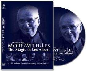 More With Les - The Magic of Les Albert DVD