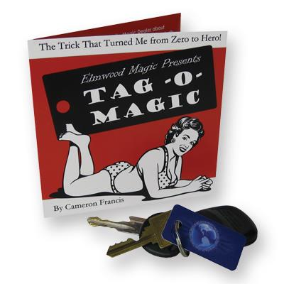 Tag-o-Magic by Cameron Francis