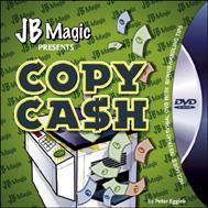 Copy Cash W/DVD - Peter Eggink