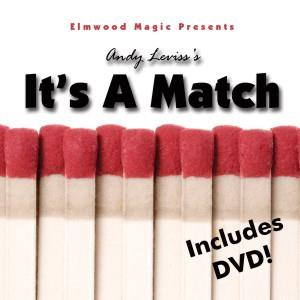 It's a Match - Andy Leviss'