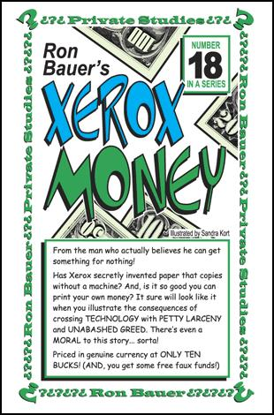 Xerox Money - Ron Bauer