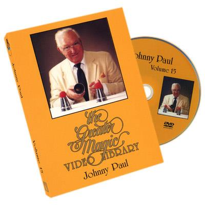 Johnny Paul DVD Cups & Balls - Greater Magic