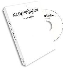 Pasteboard Player, The - Nathan Gibson - DVD