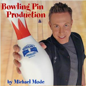 Bowling Pin Production - Michael Mode