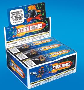 Stink Bombs - Boxed