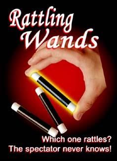 Rattling Wands - Royal