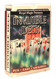 Invisible Deck - Royal - Jumbo