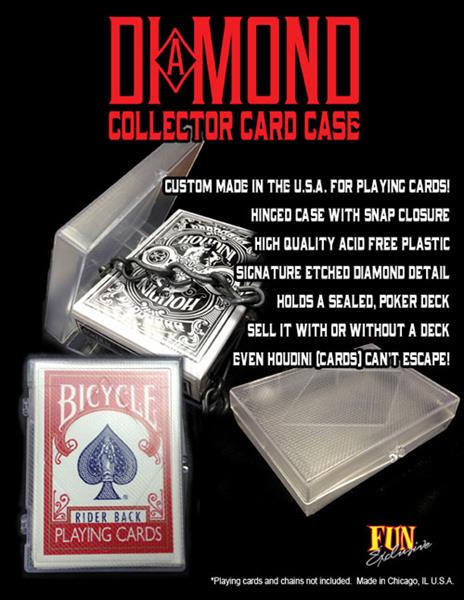 Diamond Card Case