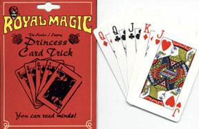 Princess Cards - Royal