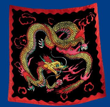 Dragon Silk - 36""