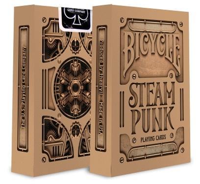 Steampunk Deck by Bicycle