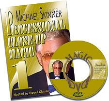 Pro Close-Up Magic DVD #1 - Skinner