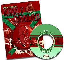 Early Harlan DVD - Dan Harlan