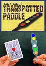 Transpotted Paddle - Ron Frost