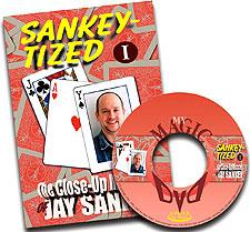 Sankey- Tized I - DVD