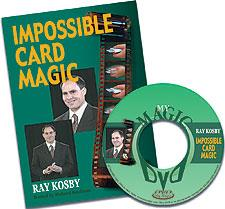 Impossible Card Magic DVD - Ray Kosby